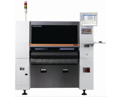 SM485 - Hanwha Precision Machinery